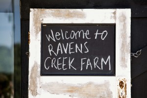Raven's Creek welcome
