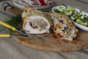 The Holistic Ingredient turkey roll