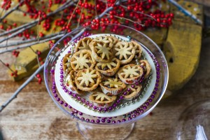 Hemsley Hemsley mini mince pies