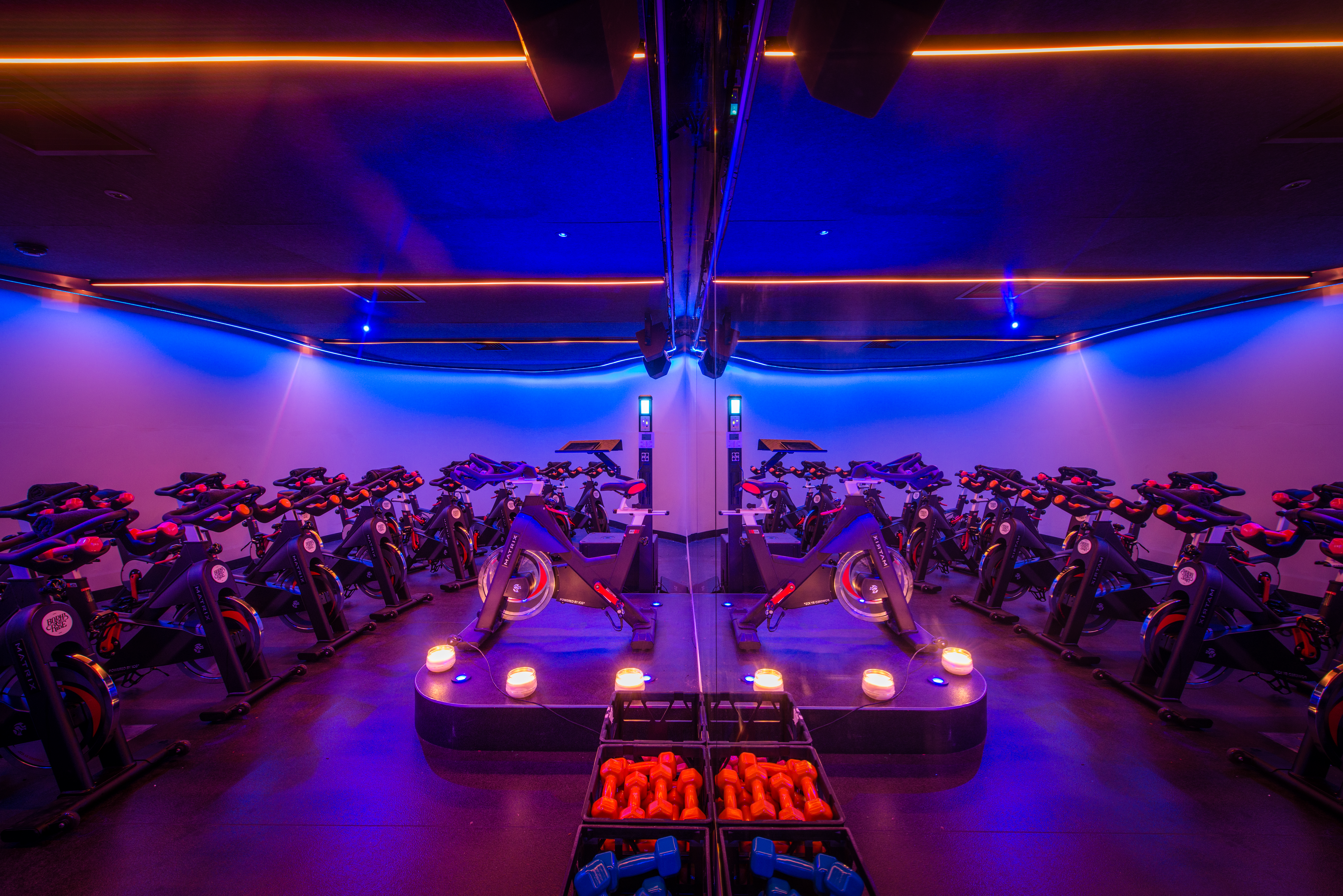 Bodhi & Ride Spin Chamber
